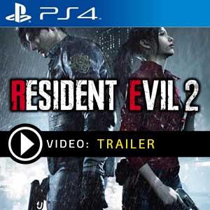 Koop Resident Evil 2 PS4 Goedkoop Vergelijk de Prijzen