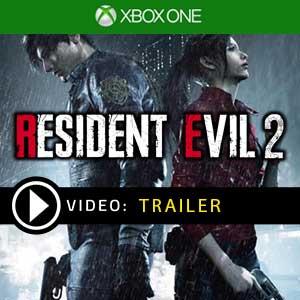 Koop Resident Evil 2 Xbox One Goedkoop Vergelijk de Prijzen