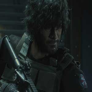 Resident Evil 3 - Wreedheden Paraplu