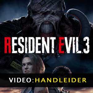 Resident Evil 3 Trailer Video