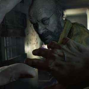 Resident Evil 7 Biohazard Jack Baker