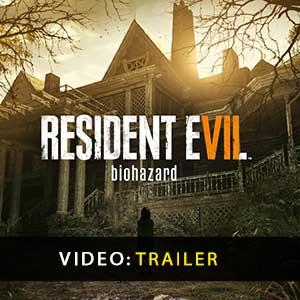 Resident Evil 7 Biohazard Video-opname
