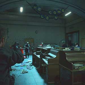 Resident Evil Re:Verse - Welkom