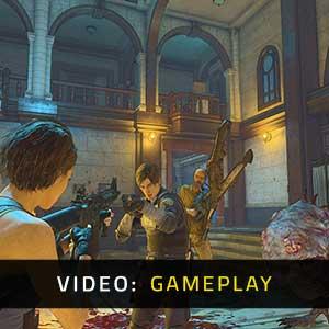 Resident Evil Re:Verse Gameplay Video