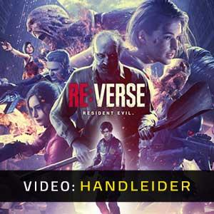 Resident Evil Re:Verse Video Trailer