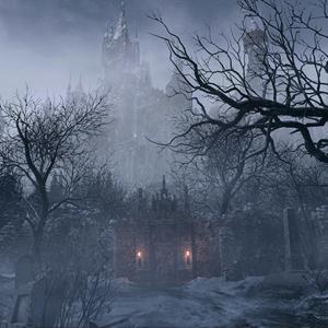 Resident Evil Village Kasteel