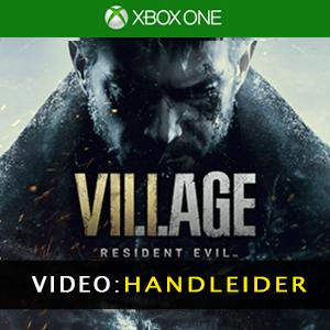 Resident Evil Village Aanhangwagenvideo