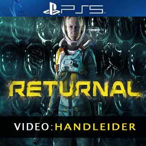 Returnal PS5 Video-aanhangsel