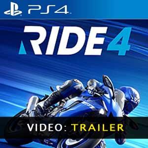 Ride 4 Aanhangwagenvideo