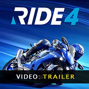 Ride 4 Aanhangwagenvideo