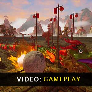 Rock of Ages 3 Make and Break Gameplay Video