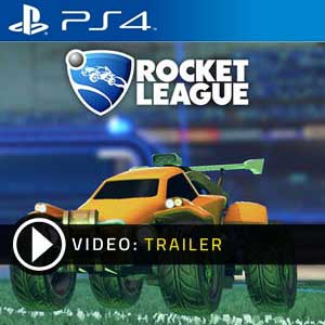 Koop Rocket League PS4 Code Compare Prices