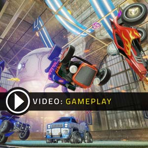 Rocket League PS4 Gameplay Video