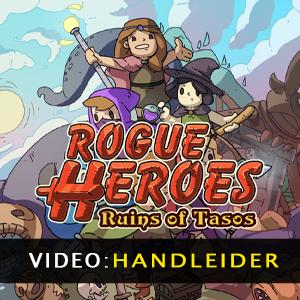 Rogue Heroes Ruins of Tasos Video-opname