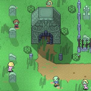 Rogue Heroes Ruins of Tasos - Stad
