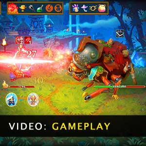 Roguebook Gameplay Video