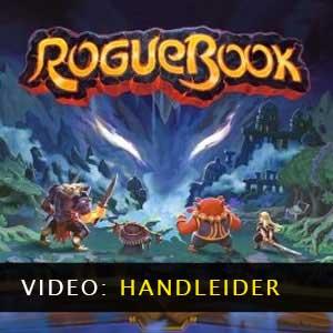 Roguebook Video-opname