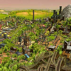 RollerCoaster Tycoon 3 Complete Edition Themapark