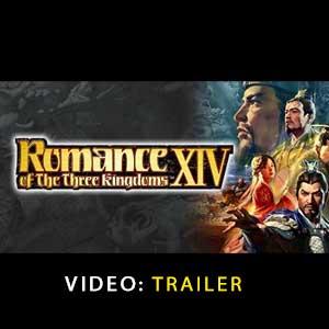 Koop ROMANCE OF THE THREE KINGDOMS 14 CD Key Goedkoop Vergelijk de Prijzen