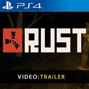 Rust-PS4-trailer video