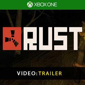 Rust-Xbox One-trailer video