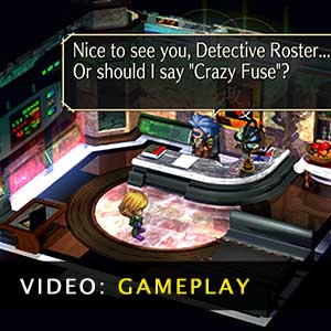 SaGa Frontier Remastered Gameplay Video