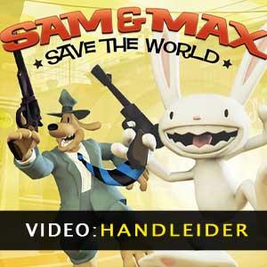 Sam & Max Save the World Videotrailer
