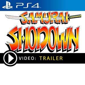 Koop Samurai Shodown PS4 Goedkoop Vergelijk de Prijzen