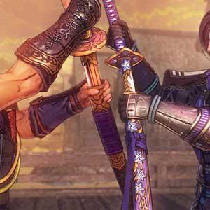 Samurai Warriors 5 Zwaard Pact