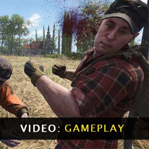 SCUM Gameplay Video