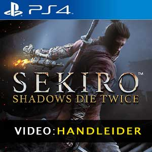 Sekiro Shadows Die Twice-trailer video