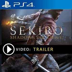 Koop Sekiro Shadows Die Twice PS4 Goedkoop Vergelijk de Prijzen
