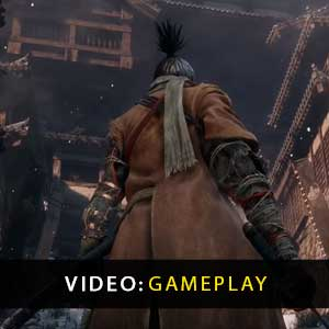 Sekiro Shadows Die Twice-gameplayvideo