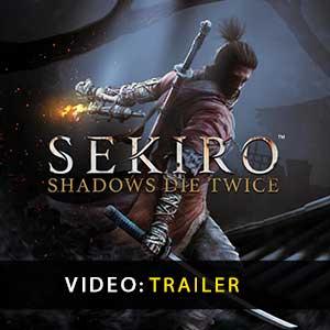 Sekiro Shadows Die Twice-trailer video