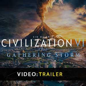 Koop Sid Meier's Civilization 6 Gathering Storm CD Key Goedkoop Vergelijk de Prijzen