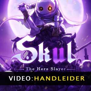 Skul The Hero Slayer Aanhangwagenvideo