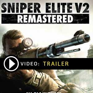 Koop Sniper Elite V2 Remastered CD Key Goedkoop Vergelijk de Prijzen