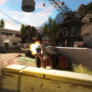 Sniper Elite VR - Pistool