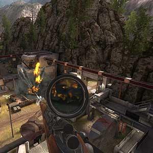 Sniper Elite VR - Scherpschutter