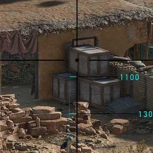 Sniper Ghost Warrior Contracts 2 Sniper Scope