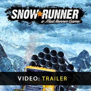 SnowRunner videotrailer