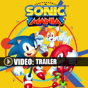 Koop Sonic Mania CD Key Compare Prices