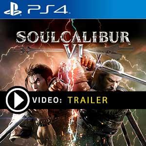 Koop Soulcalibur 6 PS4 Code Goedkoop Vergelijk de Prijzen