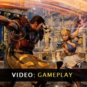 SoulCalibur 6 gameplayvideo