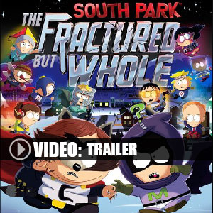 Koop South Park The Fractured But Whole CD Key Compare Prices