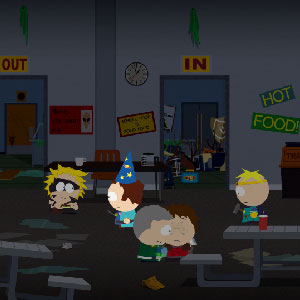 South Park the Stick of Truth Character Classes