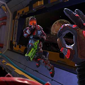 gun-slinging Spacers