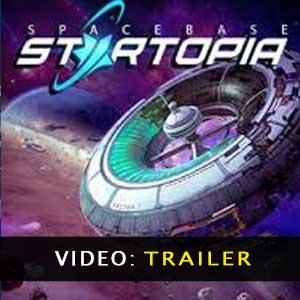 Spacebase Startopia Videotrailer