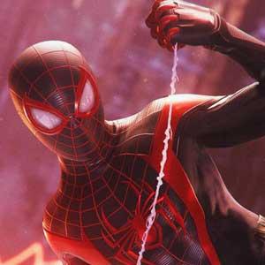 Marvels Spider-Man Miles Morales Web Slinging
