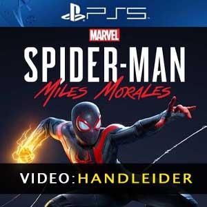 Marvels Spider-Man Miles Morales Videotrailer